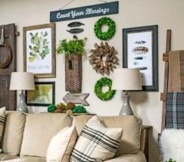 Gorgeous Winter Family Room Design Ideas 13