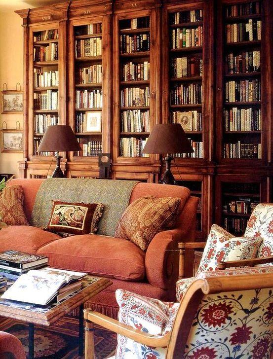 Gorgeous Winter Family Room Design Ideas 34