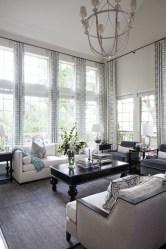 Gorgeous Winter Family Room Design Ideas 37
