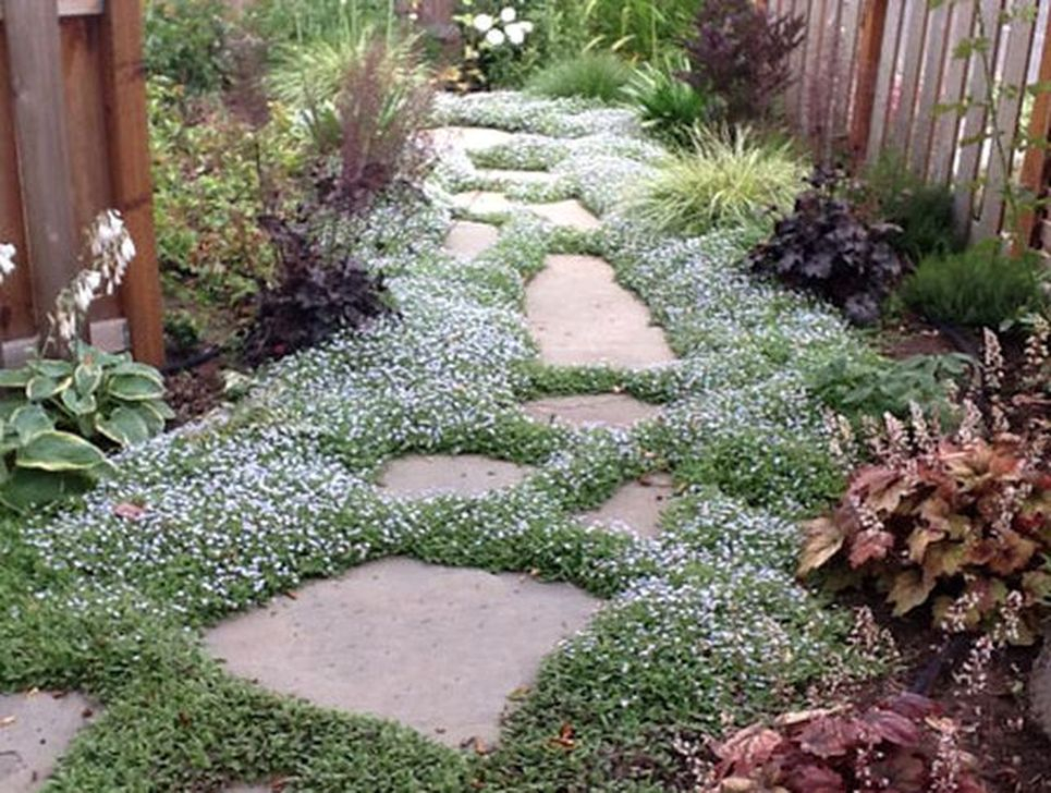 Innovative Stepping Stone Pathway Decor For Your Garden 22