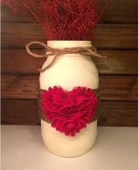 Inspiring Farmhouse Style Valentines Day Decor Ideas 36