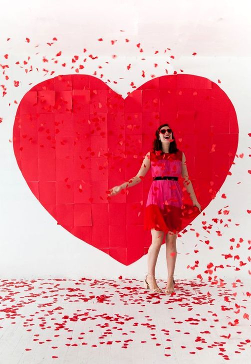 Lovely Backdrop For Valentines Day Photo Booth 29