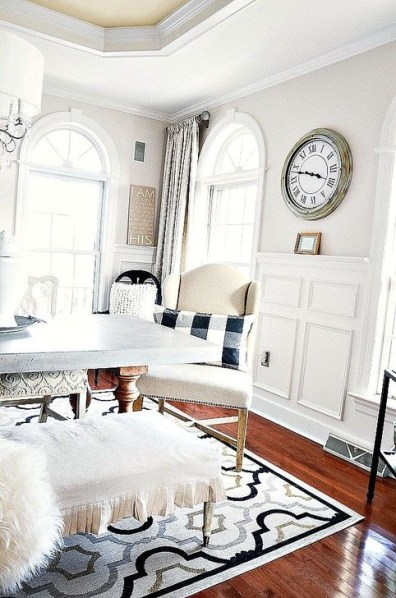 Neutral Winter Decoration Ideas For Your Home 01