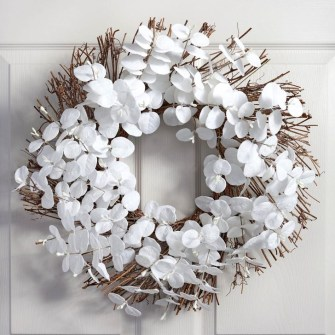 Neutral Winter Decoration Ideas For Your Home 03