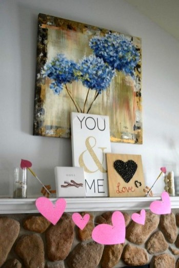 Romantic Home Decoration Ideas For Your Valentines Day 25