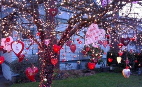 Romantic Home Decoration Ideas For Your Valentines Day 30