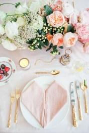 Romantic Valentines Day Wedding Inspiration Ideas 24