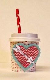Romantic Valentines Day Wedding Inspiration Ideas 25