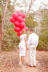 Romantic Valentines Day Wedding Inspiration Ideas 34