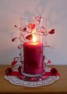 Romantic Valentines Day Wedding Inspiration Ideas 40