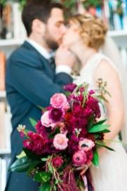 Romantic Valentines Day Wedding Inspiration Ideas 55