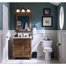 Simple Traditional Bathroom Design Ideas 48