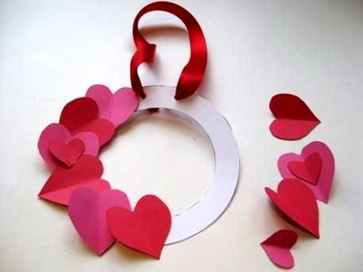 Sweet Heart Crafts Ideas For Valentines Day 15