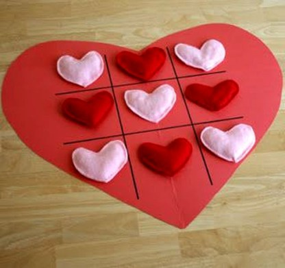 Sweet Heart Crafts Ideas For Valentines Day 17