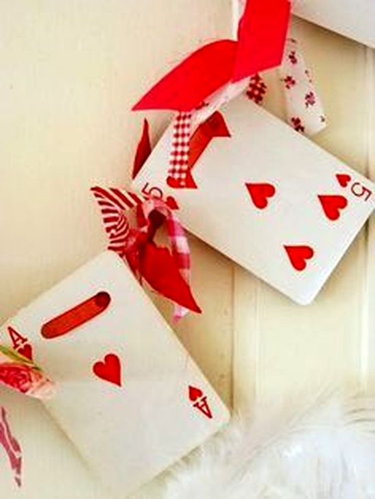 Sweet Heart Crafts Ideas For Valentines Day 18