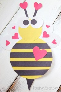 Sweet Heart Crafts Ideas For Valentines Day 23