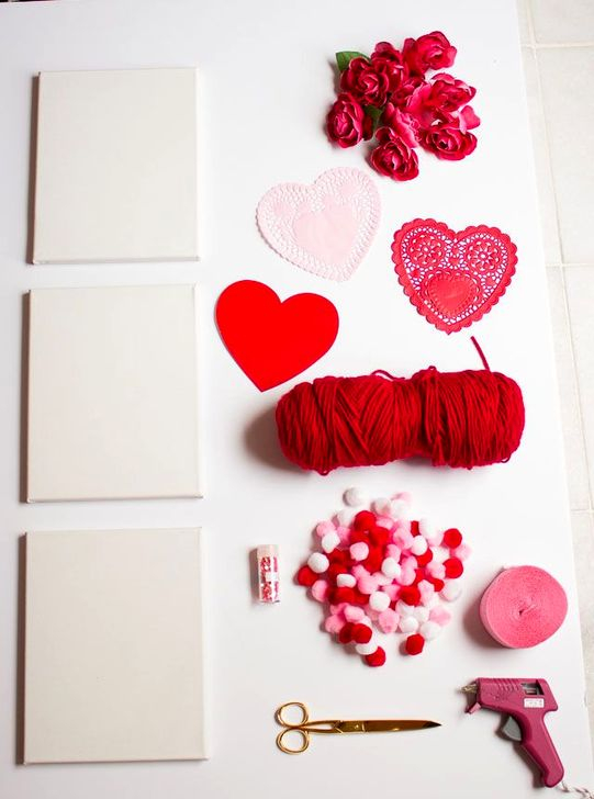 Sweet Heart Crafts Ideas For Valentines Day 28