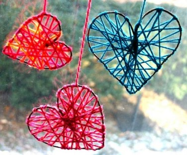 Sweet Heart Crafts Ideas For Valentines Day 31