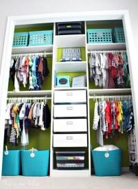 Totally Inspiring Kids Closet Organization Ideas 14