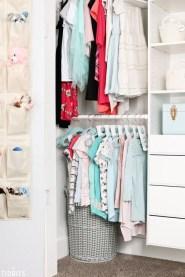 Totally Inspiring Kids Closet Organization Ideas 30