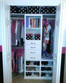 Totally Inspiring Kids Closet Organization Ideas 31