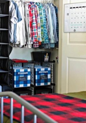 Totally Inspiring Kids Closet Organization Ideas 35