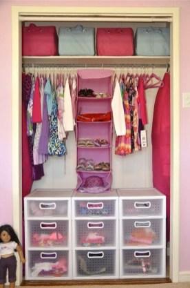 Totally Inspiring Kids Closet Organization Ideas 36