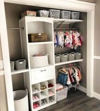 Totally Inspiring Kids Closet Organization Ideas 38