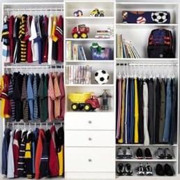 Totally Inspiring Kids Closet Organization Ideas 48