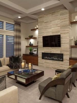 Unique Contemporary Living Room Design Ideas 48