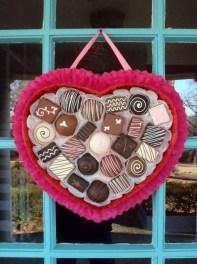 Wonderful DIY Valentines Wreath Decor Ides 29