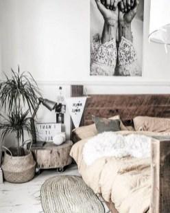 Astonishing Scandinavian Bedroom Design Ideas 02