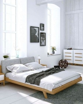 Astonishing Scandinavian Bedroom Design Ideas 26
