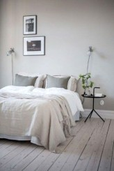 Astonishing Scandinavian Bedroom Design Ideas 37