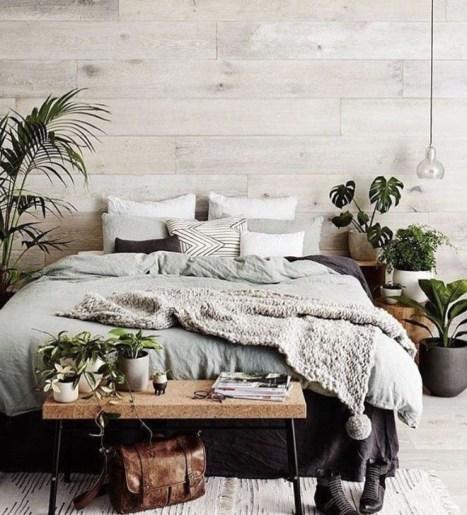 Astonishing Scandinavian Bedroom Design Ideas 46
