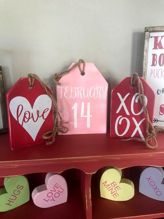 Awesome Homemade Decorations For Valentines Day 12
