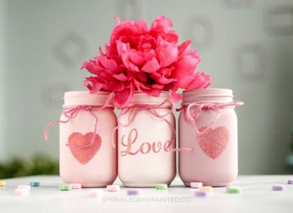 Awesome Homemade Decorations For Valentines Day 13