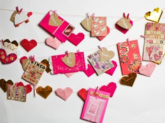 Awesome Homemade Decorations For Valentines Day 26