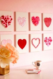Awesome Homemade Decorations For Valentines Day 32
