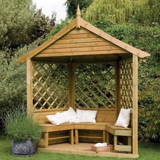 Cozy Gazebo Design Ideas For Your Backyard 03
