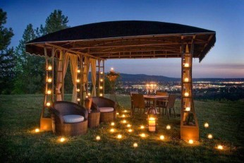 Cozy Gazebo Design Ideas For Your Backyard 19