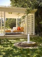 Cozy Gazebo Design Ideas For Your Backyard 33