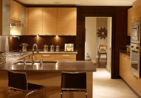 Creative U Shaped Kitchen Remodel Ideas 10