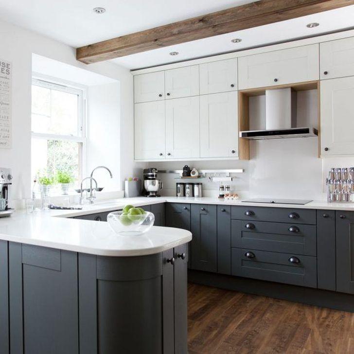 Ordinaire Creative U Shaped Kitchen Remodel Ideas 58