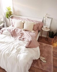 Cute Pink Bedroom Design Ideas 08