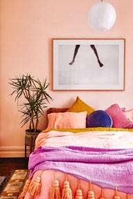 Cute Pink Bedroom Design Ideas 30