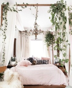 Cute Pink Bedroom Design Ideas 31