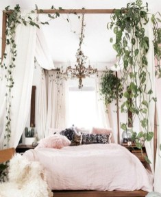 Cute Pink Bedroom Design Ideas 31