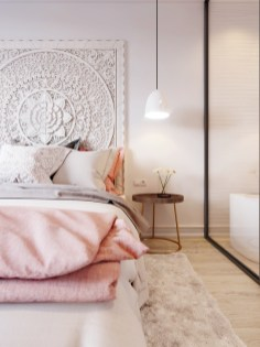 Cute Pink Bedroom Design Ideas 41 Copy Copy