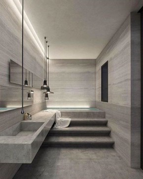 Dreamy Bathroom Lighting Design For Your Home 15